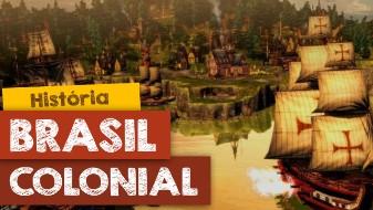 Brasil Col�nia - Per�odo Pr� Colonial